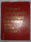 Websters Encyclopedic Unabridget Dictionary
